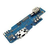 Плата зарядки Asus ZenFone 3s Max (ZC521TL) с разъемом зарядки с виброзвонком с микрофоном