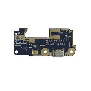 Плата зарядки Asus ZenFone 5 Lite (A502CG) с разъемом зарядки с микрофоном