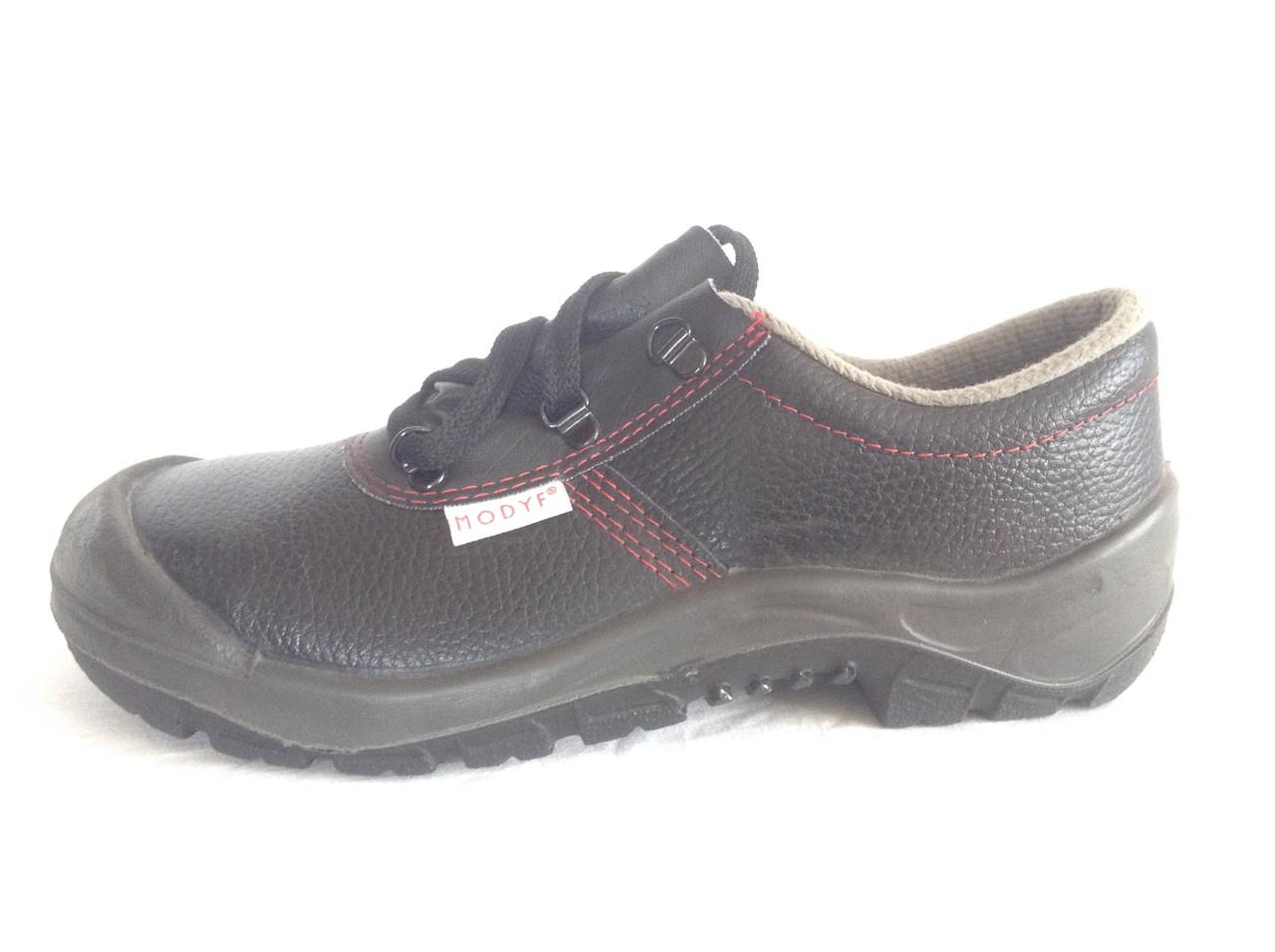 Туфли кожаные низкие Модиф рабочие Wurth