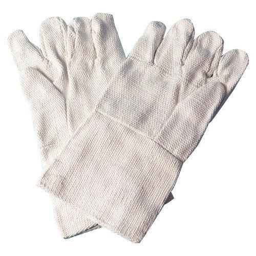 Перчатки термостойкие асбестовые с подкладкой