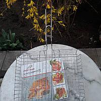 Решетка для барбекю 31х26