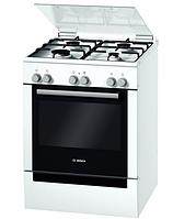 Газовая плита Bosch HGV 625323 L ( 60 см, электрическая духовка,белый )