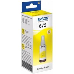 Чорнило Epson L800/805/810/850/1800 Yellow 70мл
