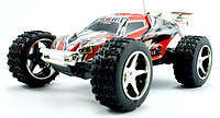 Радиоуправляемая машина микро WL Toys Speed Racing скоростная (красный)