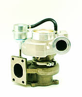 4043978 Турбокомпрессор (Турбина) HE221W на двигатель Cummins ISDe ISBe185