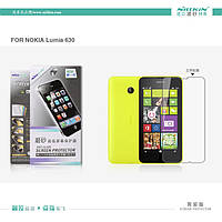 Защитная пленка Nillkin для Nokia Lumia 630 глянцевая
