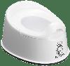 Детский горшок Смарт (Smart Potty) ТМ BabyBjorn Белый 51021