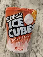 "Жевательная резинка ICE BREAKERS Ice Cubes  ""Крутой апельсин"""