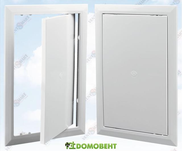 Ревизионные дверцы Домовент серии Л - внешний вид