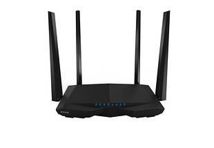 WiFi роутер TENDA AC6, беспроводный маршрутизатор для дома, wi fi точка доступа, вай фай, фото 2
