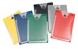 Мобильный планшет для работы и хранения документов на липучке Wurth