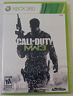 Игры для XBoX 360 СALL fo DUTY Modern Warfare 3 регион NTSC