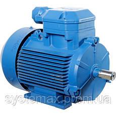 Взрывозащищенный электродвигатель 4ВР71А4 0,55 кВт 1500 об/мин (Могилев, Белоруссия), фото 3