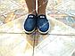 Кеды джинс р. 40-45, фото 3
