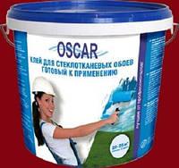 Клей для склошпалер, склохолста OSCAR GO800 сухий (відро - 800 гр)