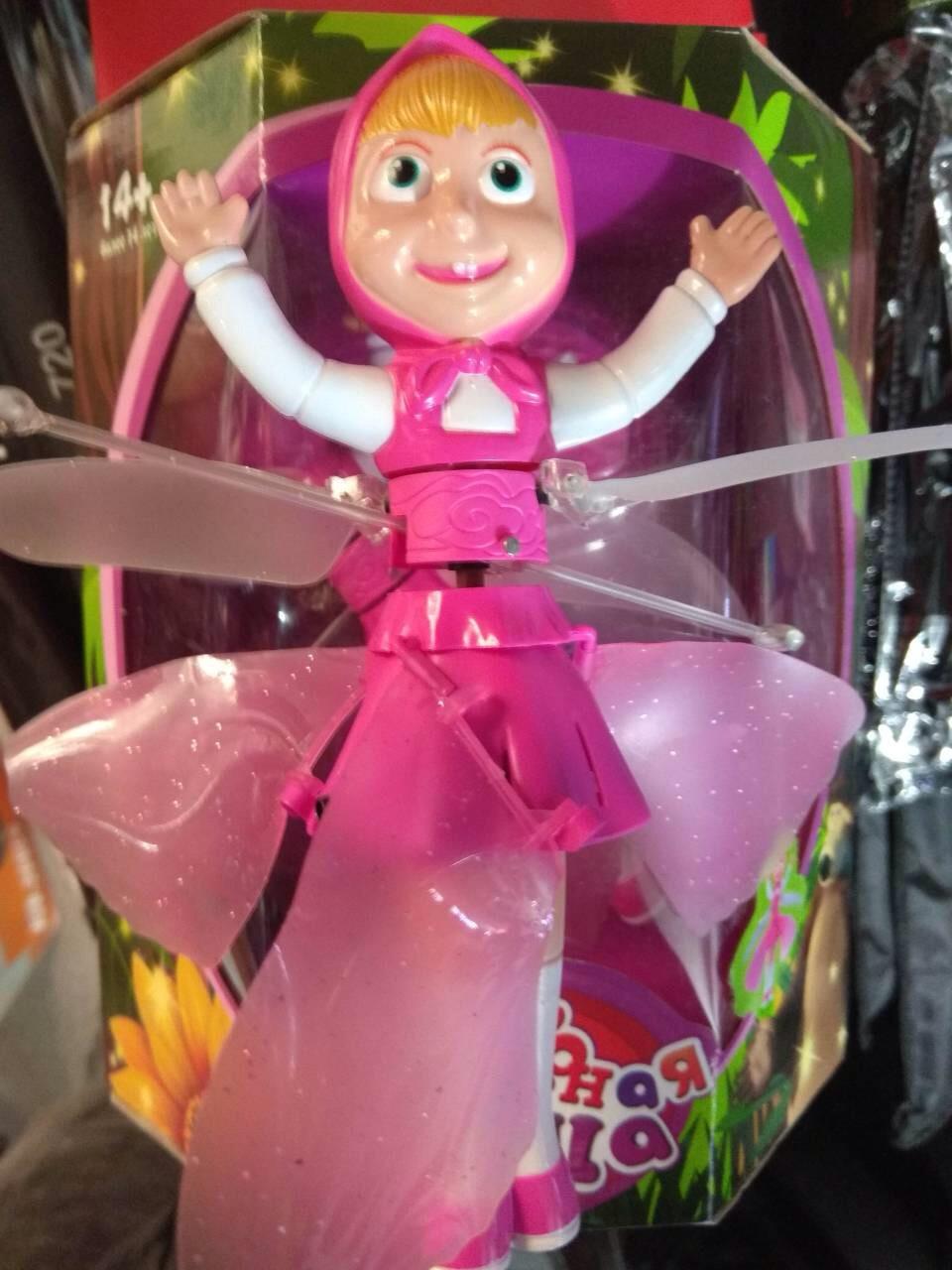 """Интерактивная кукла """"Волшебная Маша"""" Летающая кукла"""