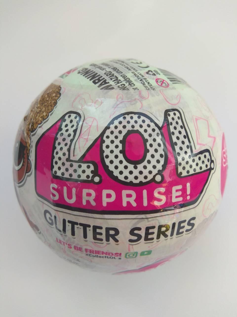 Кукла LOL Surprise Glitter ЛОЛ Глиттер