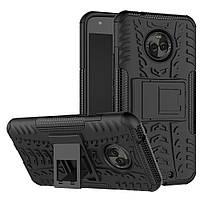 Чехол Armor Case для Motorola Moto X4 XT1900 Черный