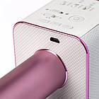 Караоке микрофон Q9 в чехле. Беспроводной, USB, MP3, фото 6