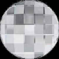 Стразы Сваровски клеевые холодной фиксации 2035 Crystal (001) Swarovski, 10 мм, Австрия