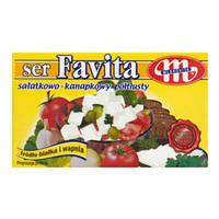 """Сыр обезжиренный """"Favita"""" 12%, 270 г"""