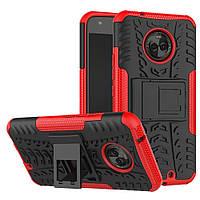 Чехол Armor Case для Motorola Moto X4 XT1900 Красный