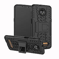Чехол Armor Case для Motorola Moto Z3 Play XT1929 Черный