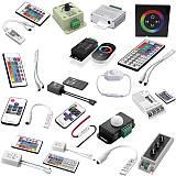 Диммери RGB контролери для світлодіодних стрічок