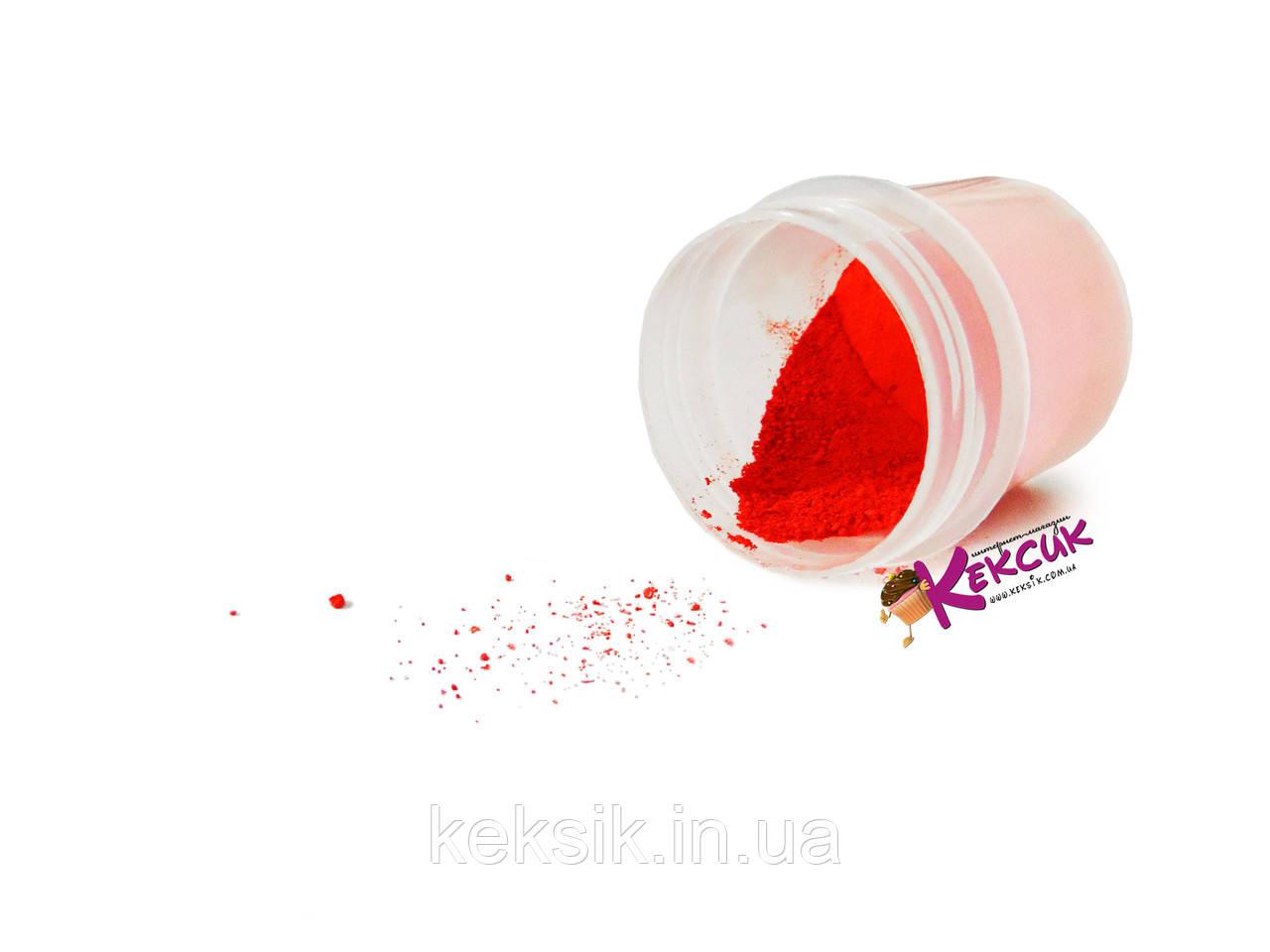 Краситель для тонировки (цветочная пыльца) Красный