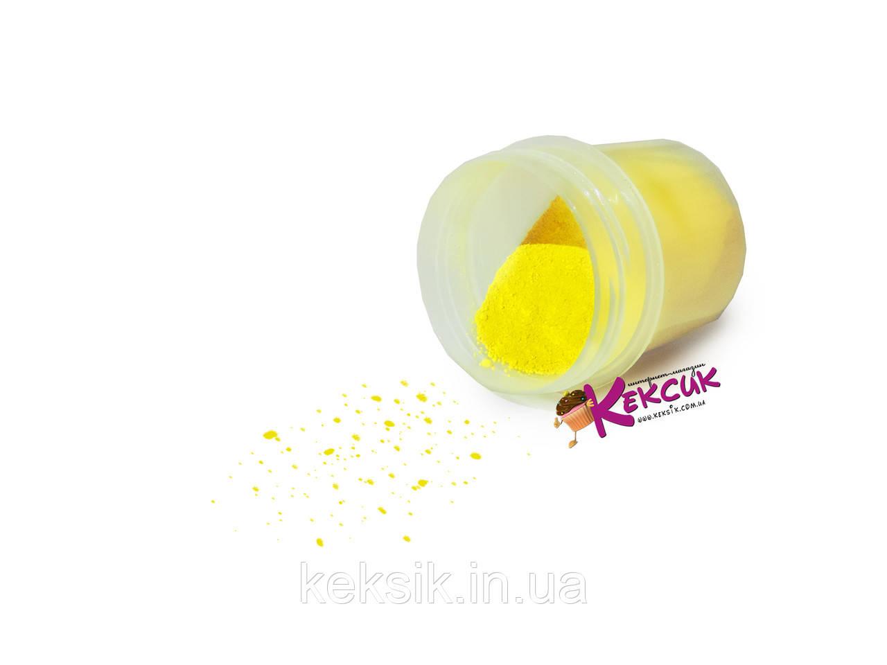 Краситель для тонировки (цветочная пыльца) Желтый