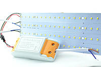 Комплект светодиодных линеек SMD 2835 14W, 220V, фото 1