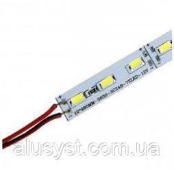 DX 5630-72 led, белый нейтральный, 1 метр, без клеевой основы