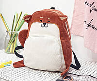 Рюкзак молодежный лисенок, фото 1