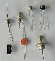 Диод, стабилитрон, микросхема, транзистор, динистор, диодный мост, варикап, тиристор Д, КД, МП, К