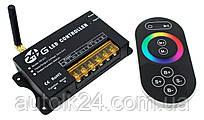 RGB контроллер 2.4G RF 24A 288W с сенсорным пультом для светодиодной ленты