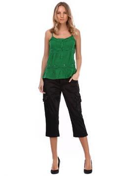 Бриджи Fashion industry 25 черный (x1291-1-07039)