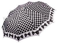 Женский зонт Zest Шахматный принт ( полный автомат, 10 спиц ) арт. 23967-13