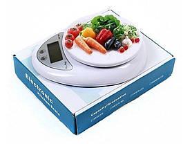 Кухонные электронные весы от 1г до 5 кг , фото 3