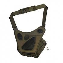 Тактическая плечевая сумка , фото 2