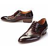 Силиконовые шнурки (антишнурки) для классических туфель , фото 4