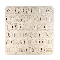 Деревянная азбука Алфавит Абетка, фото 2