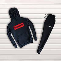 Спортивный костюм (худи+штаны), спортивний костюм Supreme S1067