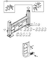 Стабилизатор переключатель в сборе, предупредительный сигнал, реле С1-5-1, фото 1