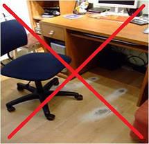 Защитный коврик под кресло  125см х 200см (0.8 мм), фото 2
