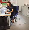 Защитный коврик под кресло  125см х 200см (0.8 мм), фото 4