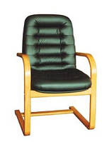 Кресло Тунис CF (бук) Неаполь N-20 (AMF-ТМ)