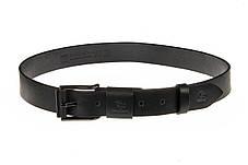Кожаный Ремень Calvin, чёрный, фото 2