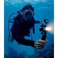 Подводный фонарь SHOOT для GoPro Xiaomi SJCAM , фото 10