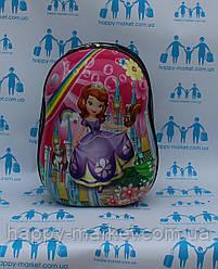 Рюкзак Ранець для дошкільника пластиковий Софія 0101-04