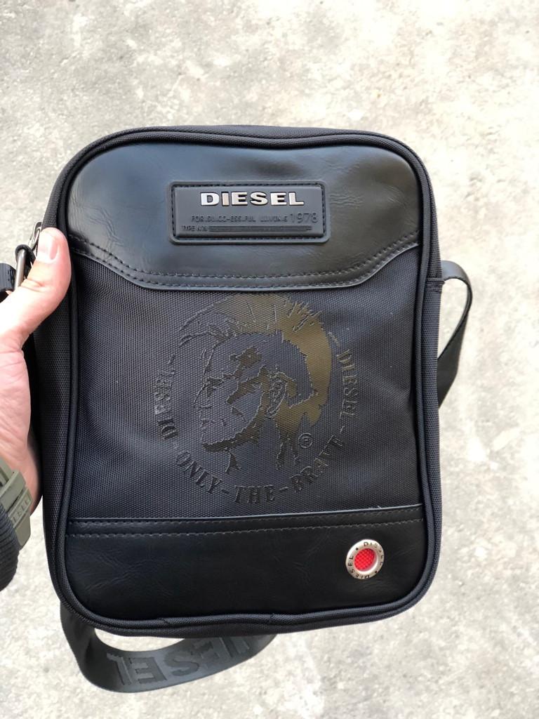 f9c14fd5 Мужская сумка Diesel Successful Living - Интернет-Магазин IMPERIAL STORE в  Харькове